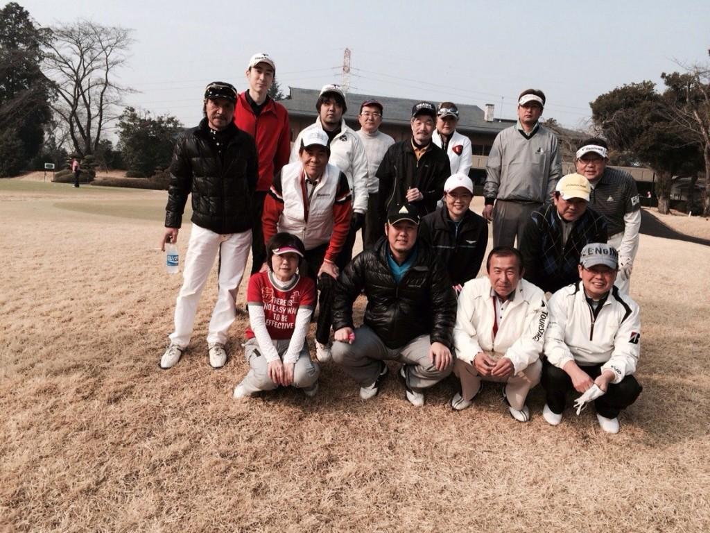 第三回ゴルフコンペ